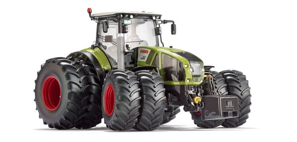 Wiking   Claas Axion 950 mit Zwillingsbereifung
