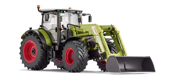 Wiking    Claas Arion 650 mit Frontlader