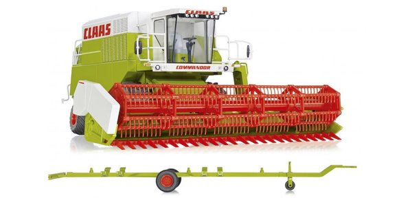 Wiking   Claas Mähdrescher Commandor 116 CS