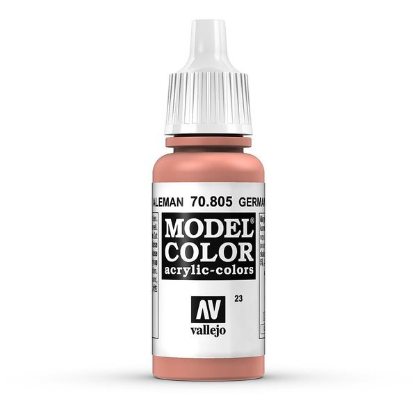 Vallejo Model Color Lachsorange, matt, 17 ml