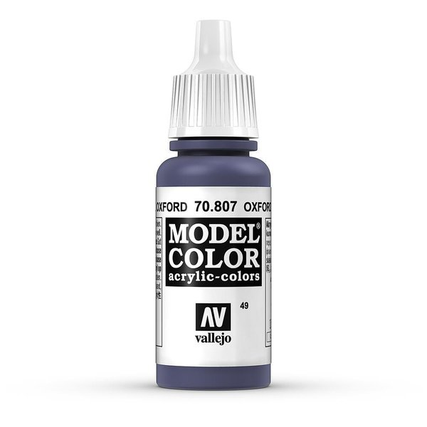 Vallejo Model Color Oxfordblau, matt, 17 ml