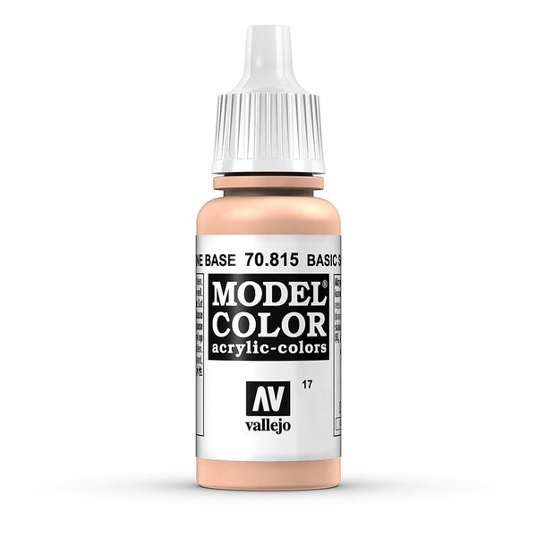Vallejo Model Color Basis Hautton, matt, 17 ml