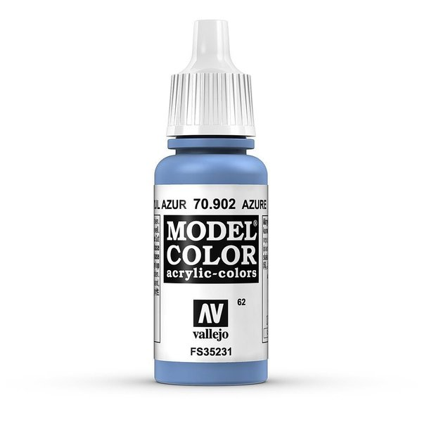 Vallejo Model Color Himmelblau, matt, 17 ml