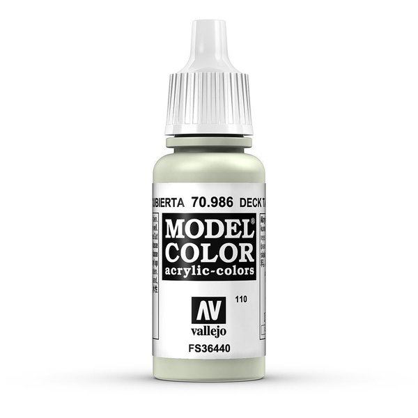 Vallejo Model Color Achatgrau, matt, 17 ml